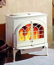 our wood stove. Black Bedroom Furniture Sets. Home Design Ideas
