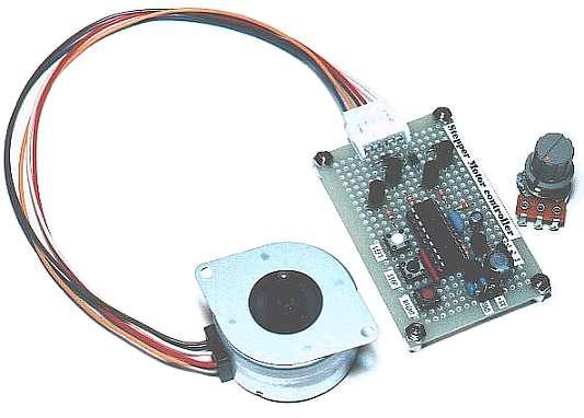 Stepper motor controller for Stepper motor controller software freeware